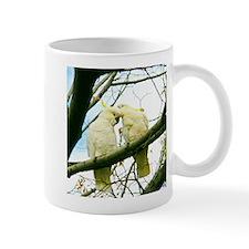Adoring Cockatoos Small Mug