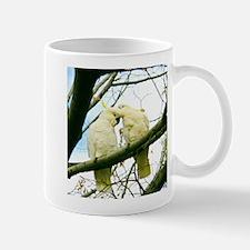 Adoring Cockatoos Small Small Mug