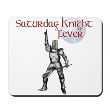 Knight fever Mousepad