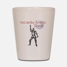 Knight fever Shot Glass