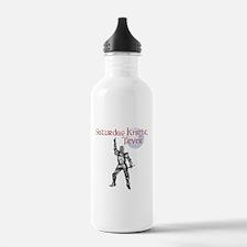 Knight fever Water Bottle