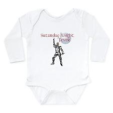 Knight fever Long Sleeve Infant Bodysuit