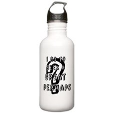 The Great Perhaps Water Bottle