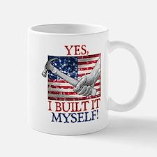 Built It Myself Mug