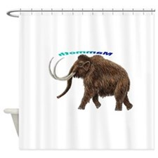 Mammoth Shower Curtain
