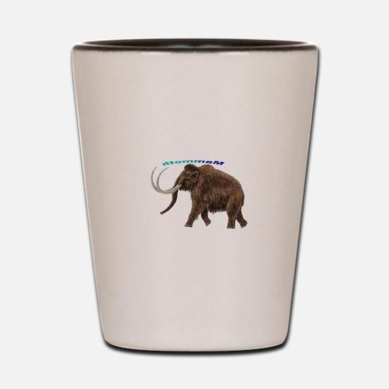 Mammoth Shot Glass
