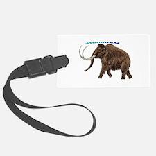 Mammoth Luggage Tag