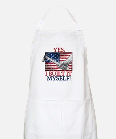 Built It Myself Apron