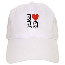 I Love LA Baseball Cap