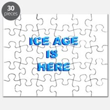 New ice age Puzzle