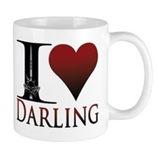 I Heart Darling Mug