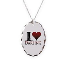 I Heart Darling Necklace