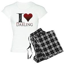 I Heart Darling Pajamas