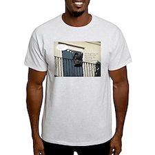 Gargoyle-I need to join a union.tif T-Shirt