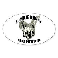Zombie bunny hunter Decal
