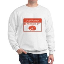 Godmother Powered by Doughnuts Sweatshirt