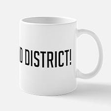 Go Richmond District Mug