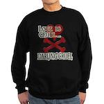 Love is Cruel Sweatshirt (dark)