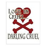 Love is Cruel Small Poster