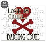 Love is Cruel Puzzle