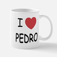 I heart PEDRO Mug