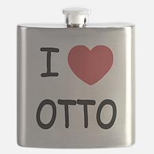 I heart OTTO Flask