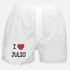 I heart JULIO Boxer Shorts