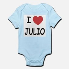 I heart JULIO Infant Bodysuit