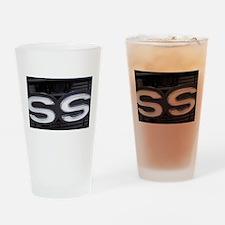 SS Love Drinking Glass