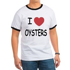 I heart oysters T
