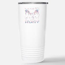 GIRL DEER HUNTER Travel Mug