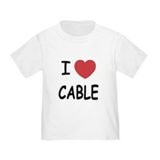 I heart cable T
