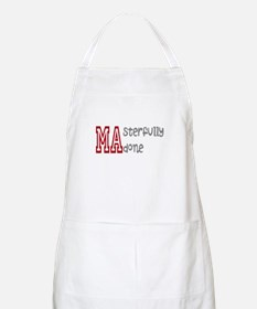 Masterfully Done Apron