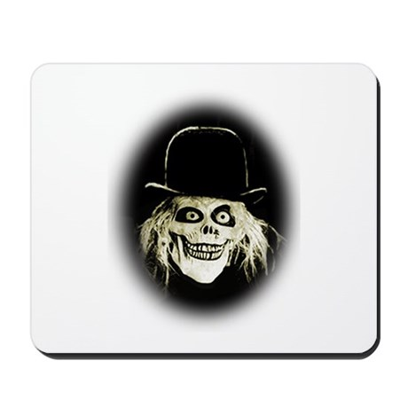 All Ghost Host Items Mousepad