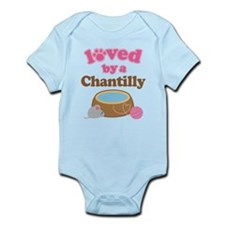 Loved By Chantilly Cat Infant Bodysuit