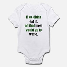 Meat Waste Infant Creeper