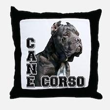 Cane Corso Throw Pillow