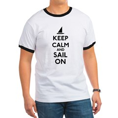 Keep Calm And Sail On T