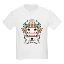 'Keenan Coat of Arms Kids T-Shirt