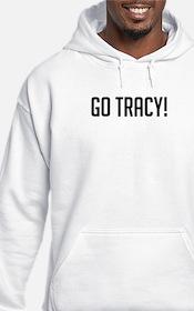 Go Tracy Hoodie