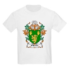 O'Keeffe Coat of Arms Kids T-Shirt