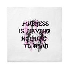 Madness Grunge.png Queen Duvet