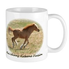 Mini Whinny Airborne Division Mug