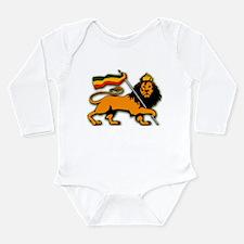 LION POCKET Body Suit