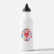 Teaching Happy Water Bottle