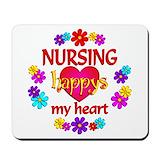 Nurse Classic Mousepad