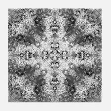 Monochrome Tile Coaster