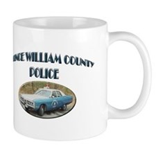 Prince William Police Mug
