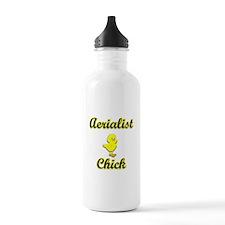 Aerialist Chick Water Bottle