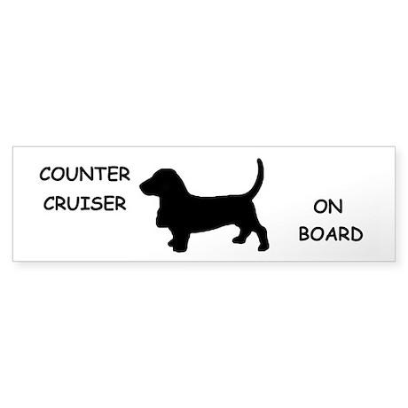 CCOB Bumper Sticker (avail. in white & clear)